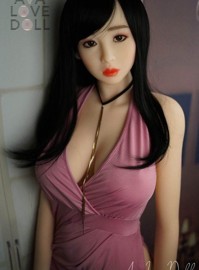 Mina Robe Violette Face Soirée Doll House