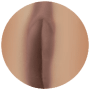 Light Brown labia