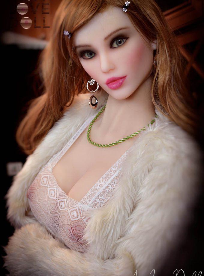 Catie Doll Forever Visage bouche Yeux Vêtement