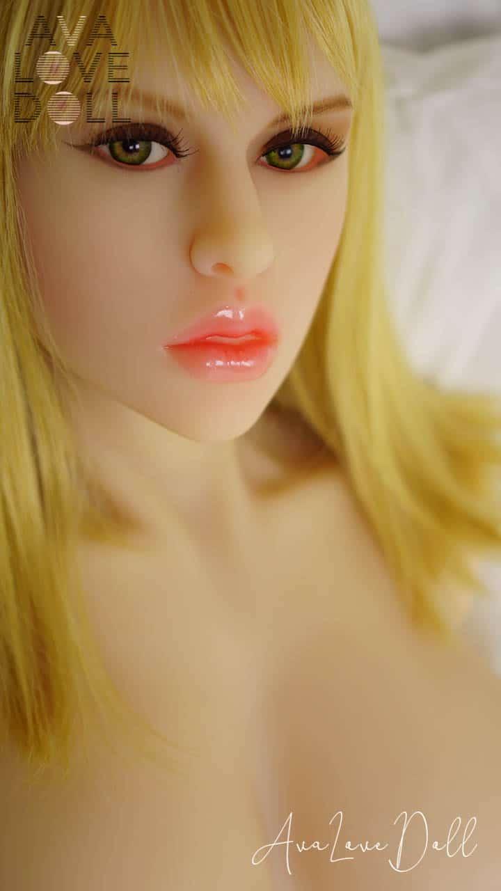 Torse Sarah Piper Doll Blonde Visage Zoom
