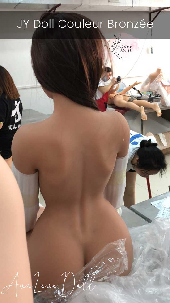 Poupée JY Doll GU2 Couleur bronzée