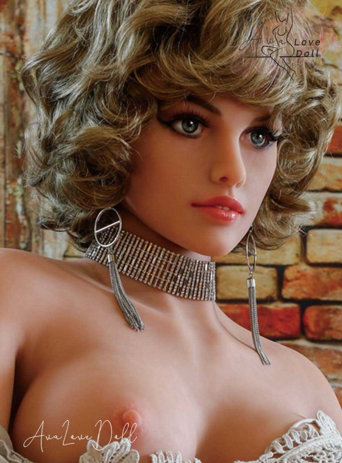AS Doll Camille TPE Sex Doll