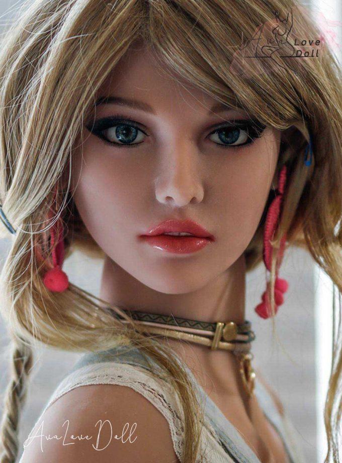 AS Doll Visage Raven