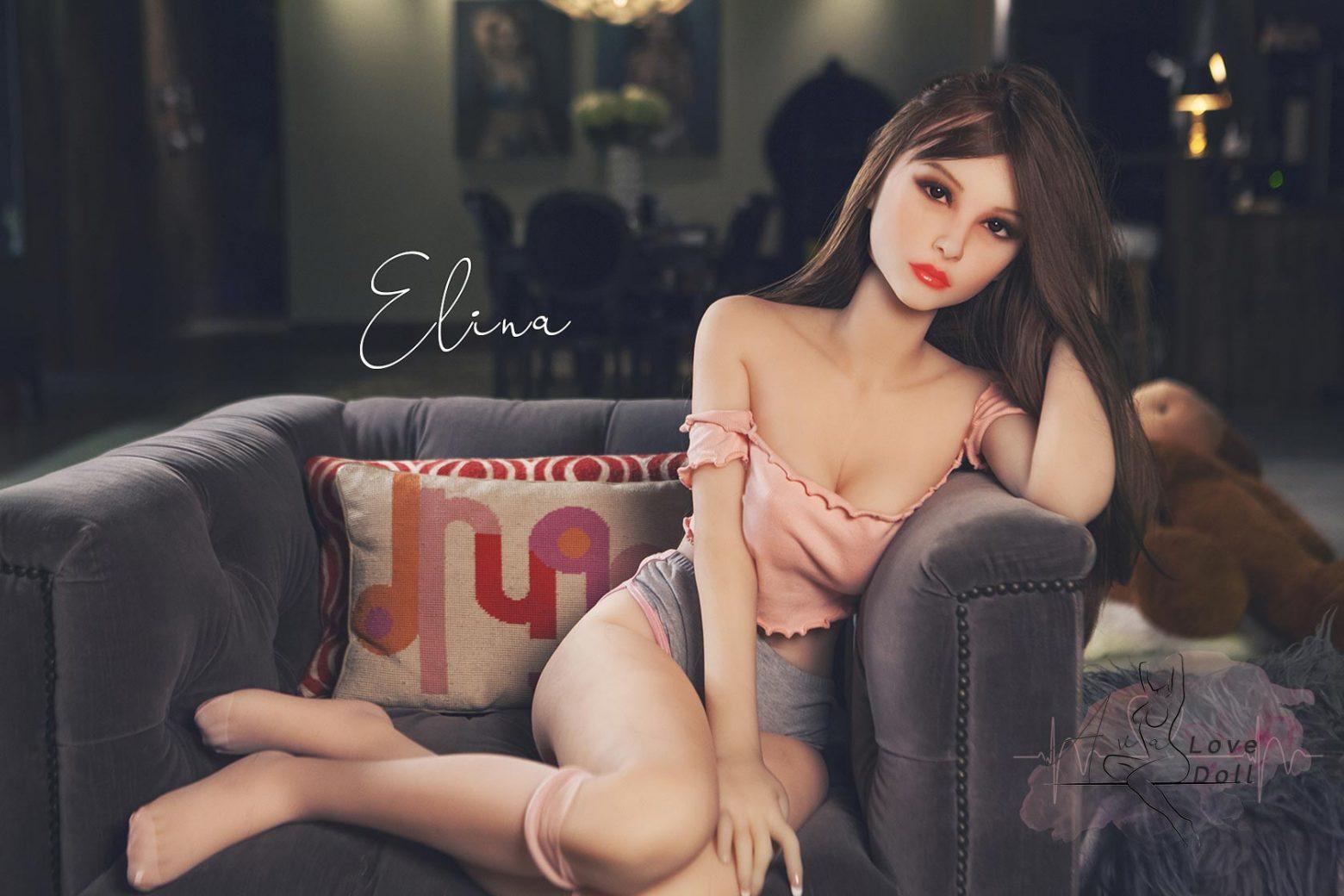 Poupée Love Doll Elina Doll Forever