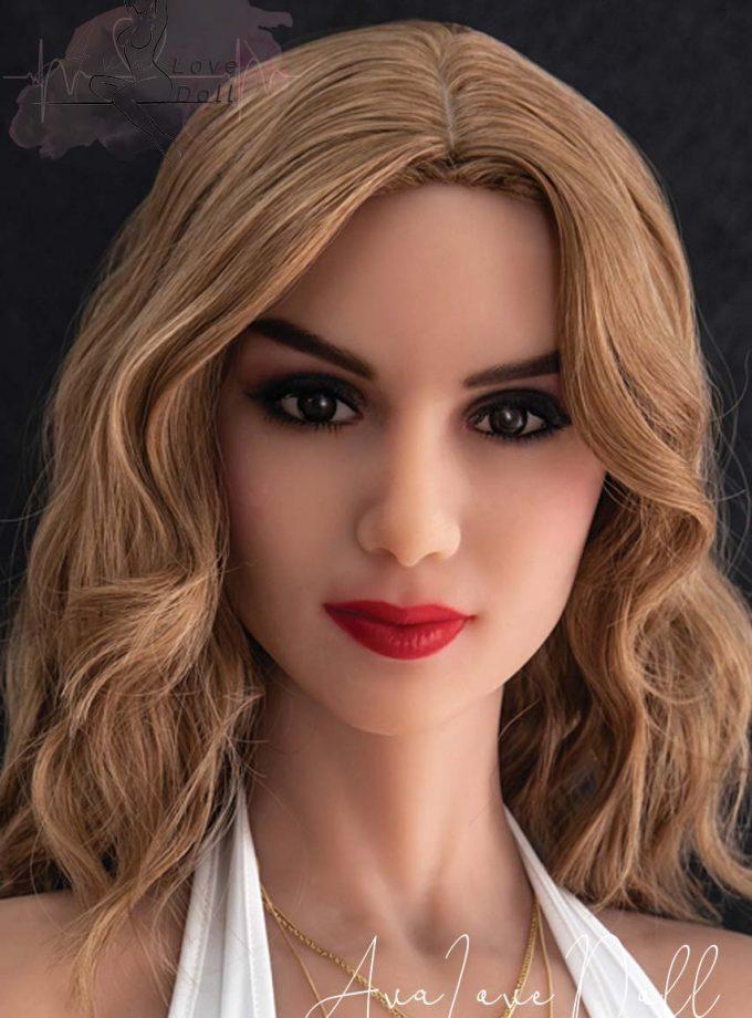 HR Doll Tête 34