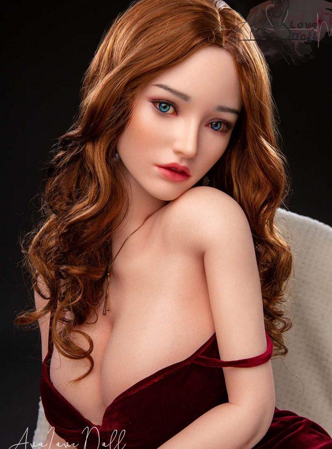 Silicone Doll Future Doll 163cm Head F5