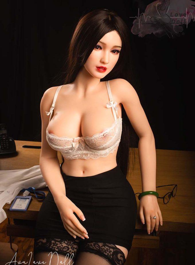 Silicone Doll Sino S33 162cm Lin Yanyan