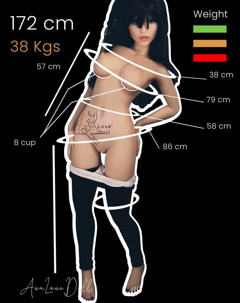 Measurments-WM-Dolls-172-cm-B-cup